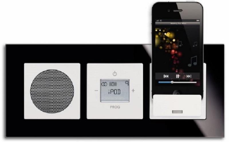 ii ii steckdosenradio unterputzradio installieren angebote info. Black Bedroom Furniture Sets. Home Design Ideas