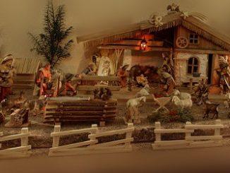 Weihnachtskrippen selber machen