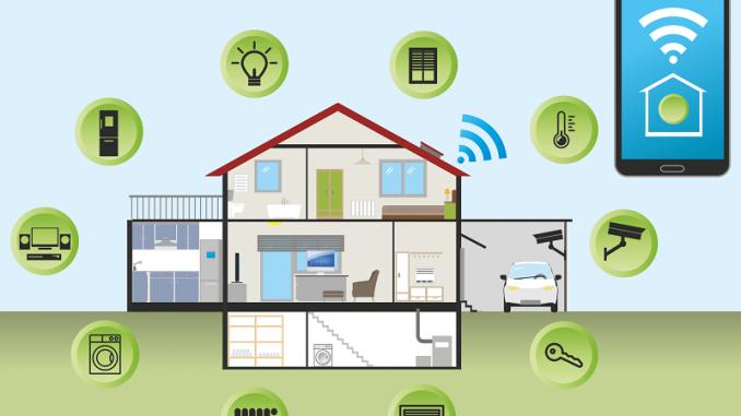 Smart Home das vernetzte Haus