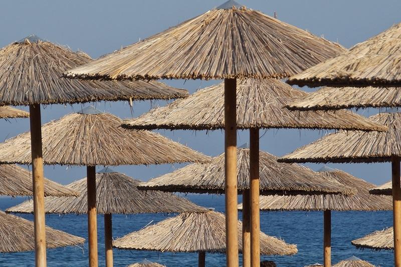 Sichtschutzzaun-Bambusmatte