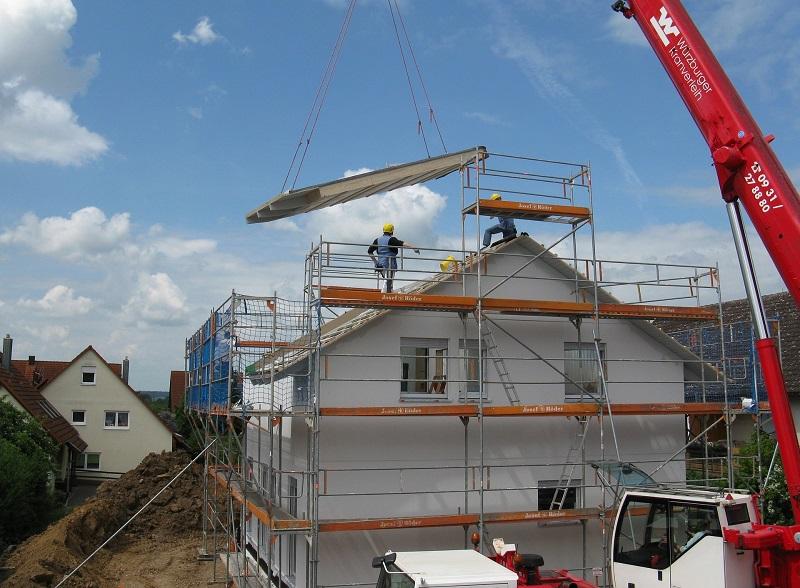 Pfusch am Bau Bauaufsicht