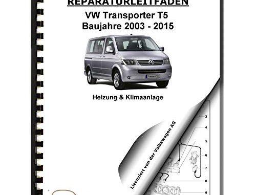 vw-transporter-t5-2003-2015-heizung Klimaanlage