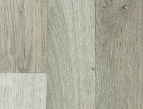 300 BODENMEISTER BM70569 Vinylboden PVC Bodenbelag Meterware 200 Steinoptik Chip anthrazit 400 cm breit