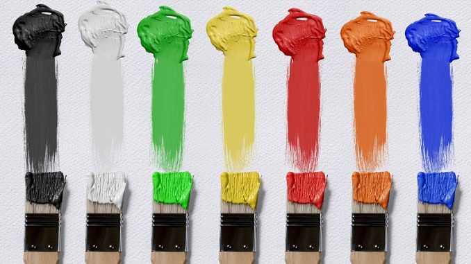 Fassadenfarben Trends