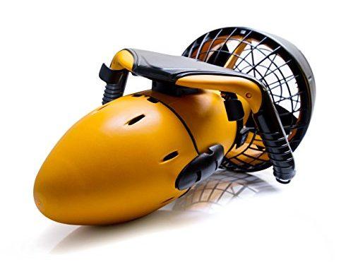 seascooter-unterwasser-tauchscooter 8 kmh