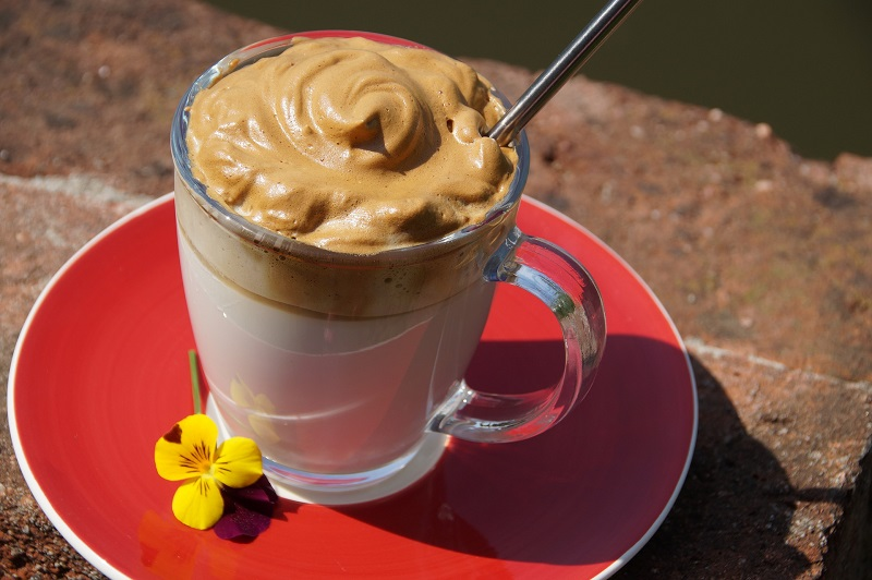 Dalgonacoffee - Rezept und Trend