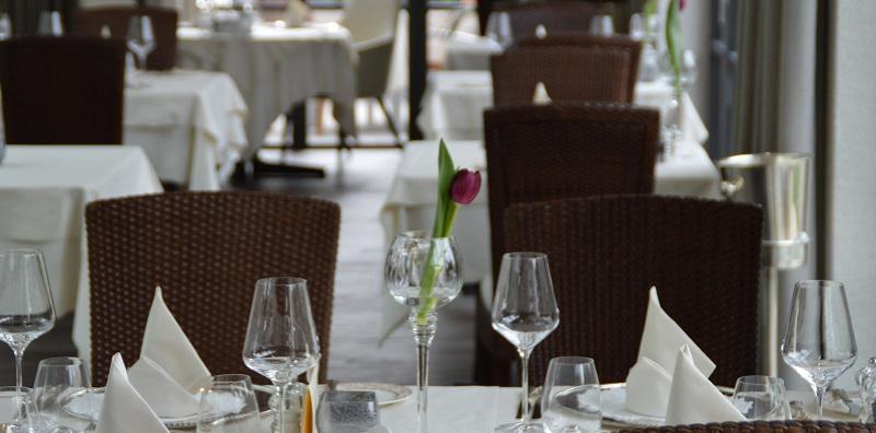 Hochzeit - Tischdekoration